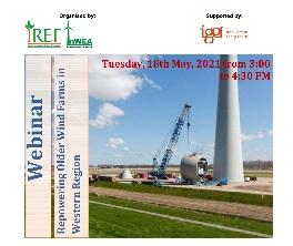 Webinar 0n 'Repowering Older Wind Farms in Western Region'
