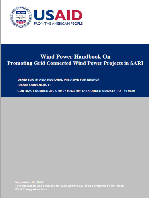 Wind Power Handbook